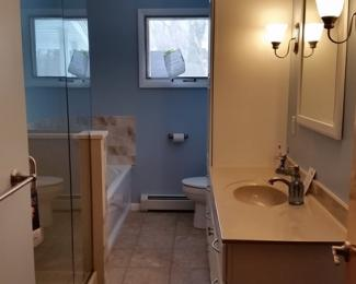 Bathroom Remodeling Otterbeck Builders - How to gut a bathroom