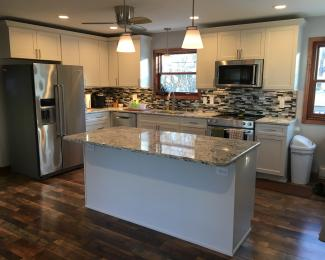 Kitchen Remodeling Gallery | Otterbeck Builders on drywall garage, drywall basement, drywall fireplace, drywall entertainment center, drywall crown molding,